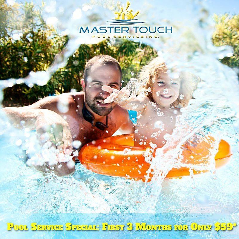 Master Touch Pool Services - Boca Raton Thumbnails