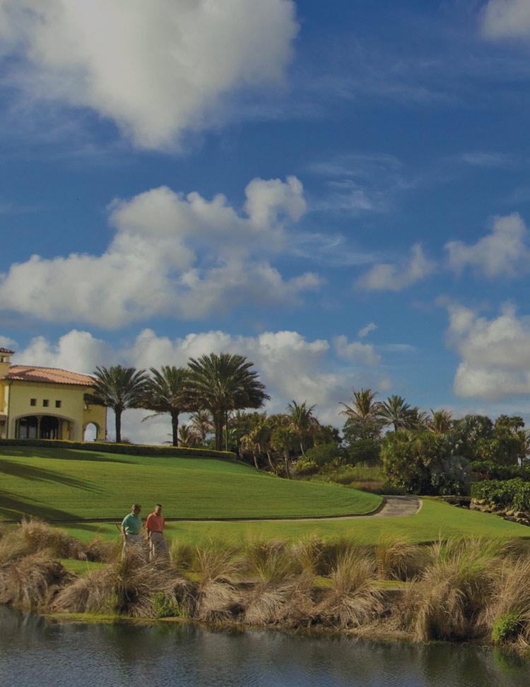 Old Palm Golf Club - Palm Beach Gardens Information