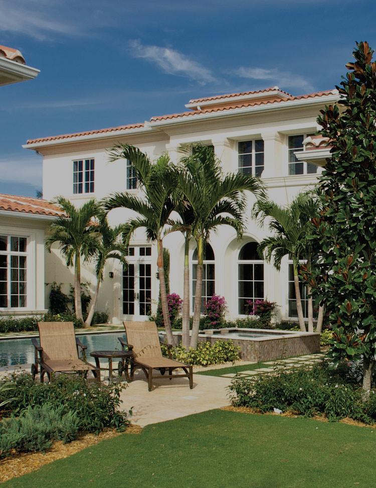 Old Palm Golf Club - Palm Beach Gardens Themselves