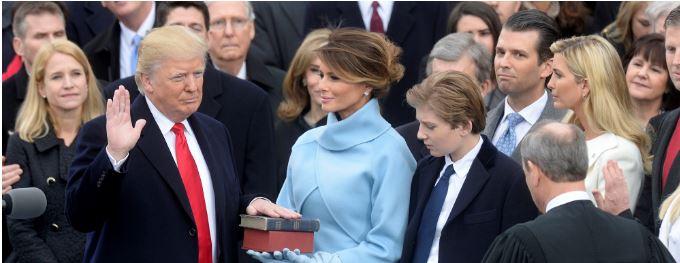 President Donald Trump - Washington Informative