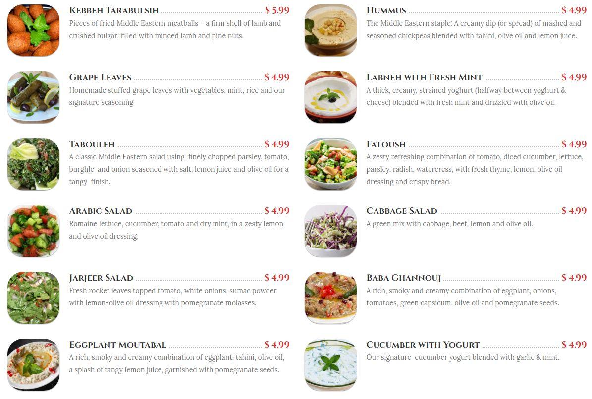 Sinbad Restaurant & Cafe - Phoenix Restaurant