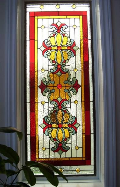 Stained Glass For Less Information
