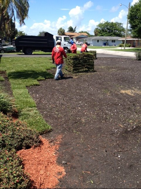 Turf Pro - Belle Glade Maintenance
