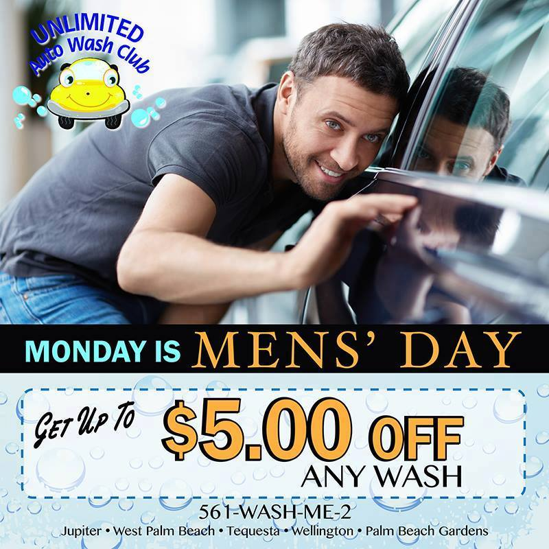 Unlimited Auto Wash Club of Jupiter, West Accommodate
