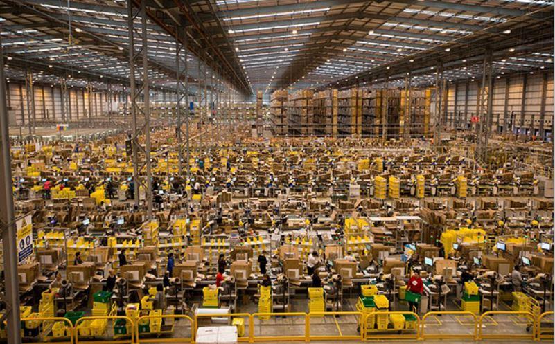 Amazon Corp - Seattle Information