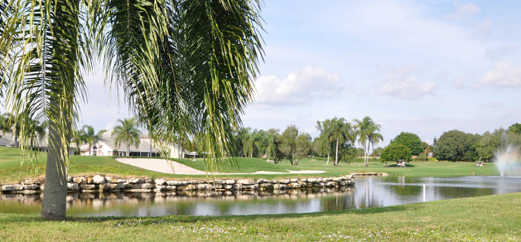 Atlantic National Golf Club - Lake Worth Contemporary