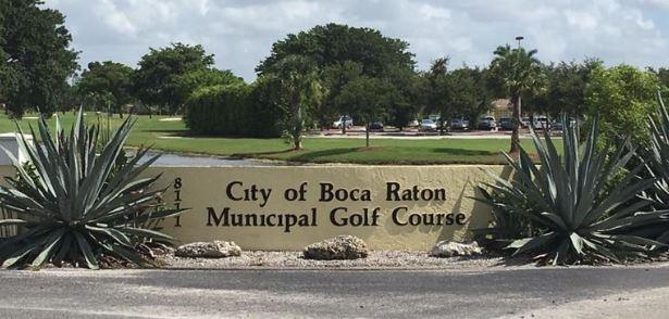 Boca Raton Municipal Golf Course Information