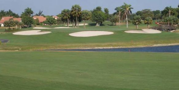Boca Raton Municipal Golf Course Information