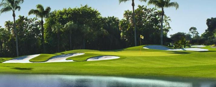 Boca Raton Municipal Golf Course Themselves