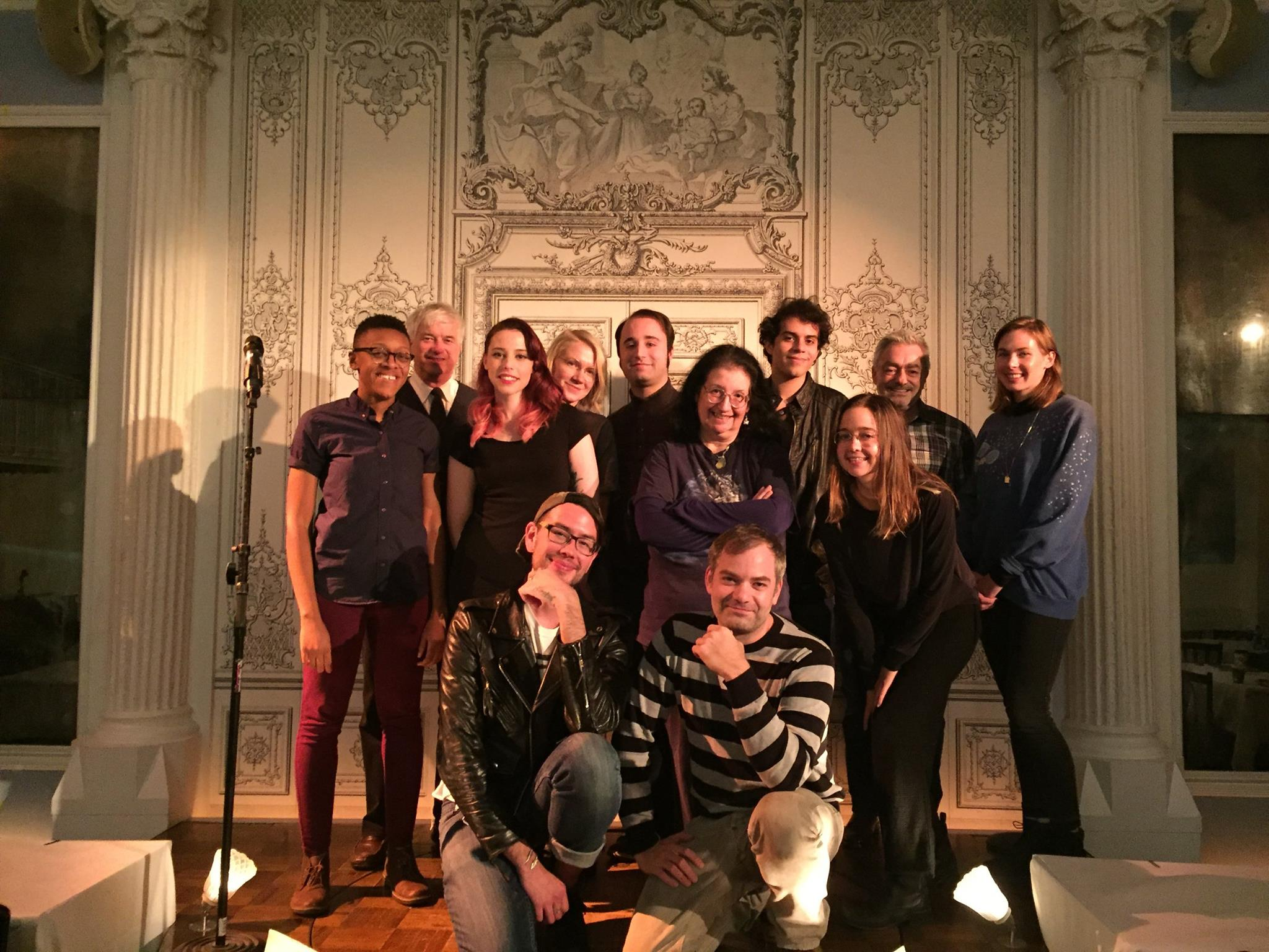 Bowery Poetry Club - New York Appointments