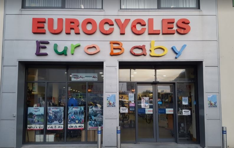 Eurocycles Eurobaby - Dublin Webpagedepot