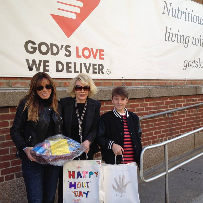God's Love We Deliver - New York Individual