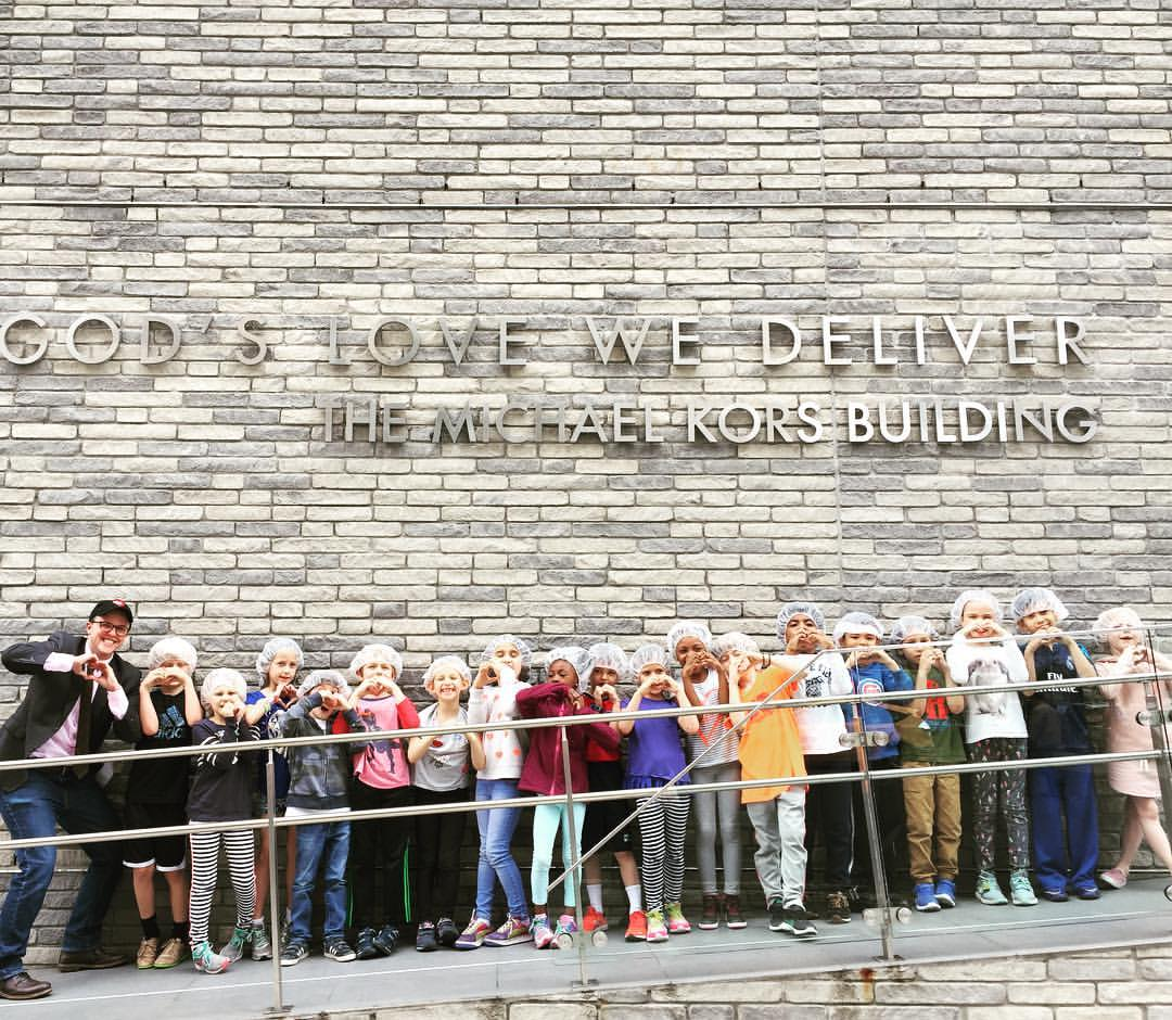 God's Love We Deliver - New York Information