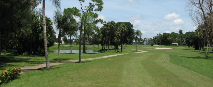 Lake Worth Golf Course Individual