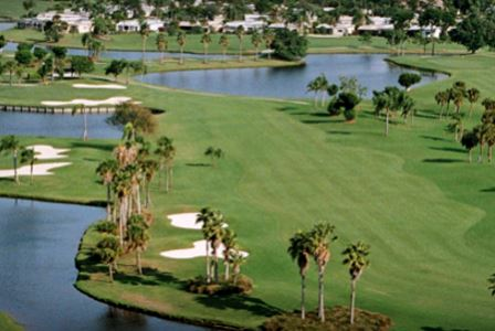 Lake Worth Golf Course Positively