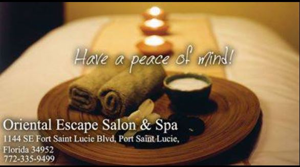 Oriental Escape Salon & Spa Information