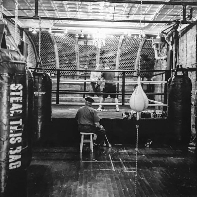 Overthrow Boxing Club - New York Webpagedepot