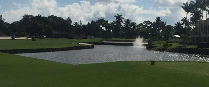 Palm Beach National Golf & Country Club - Lake Worth Maintenance
