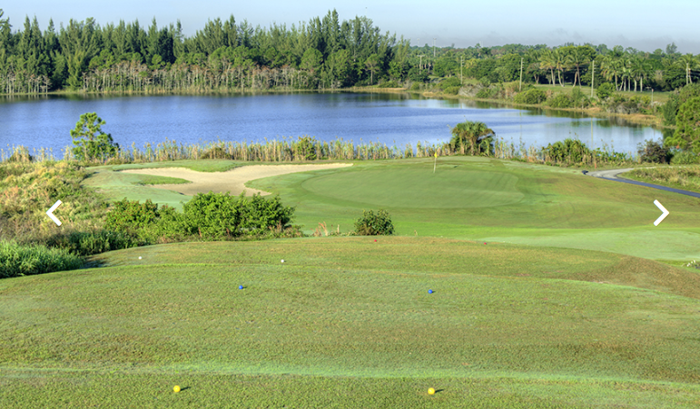 Park Ridge Golf Course - Lantana Webpagedepot