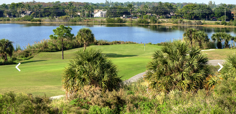 Park Ridge Golf Course - Lantana Informative