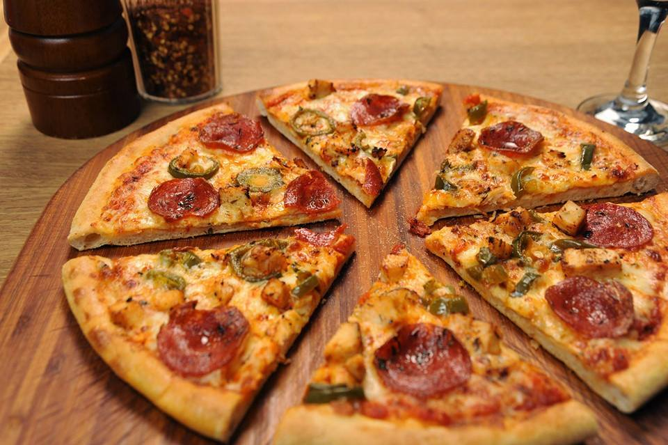 Pizza Dog Swords Informative