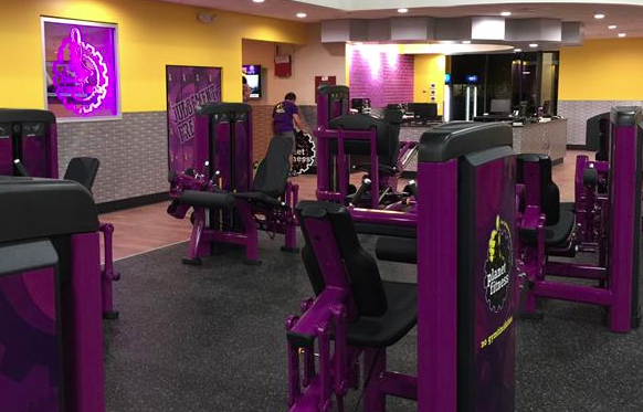 Planet Fitness - Delray Information