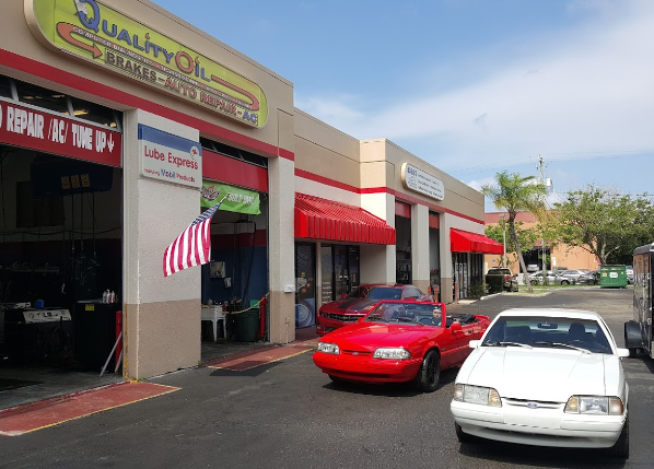 Quality Oil Exchange - Delray Beach Professionals