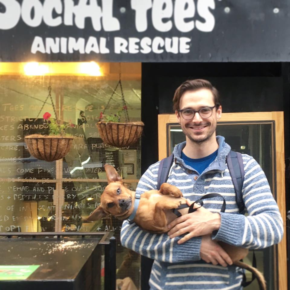 Social Tees Animal Rescue Positively