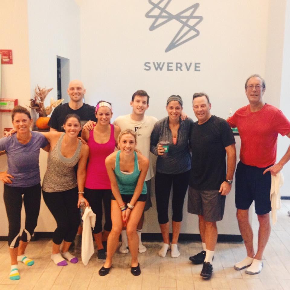 SWERVE Fitness Flatiron Thumbnails