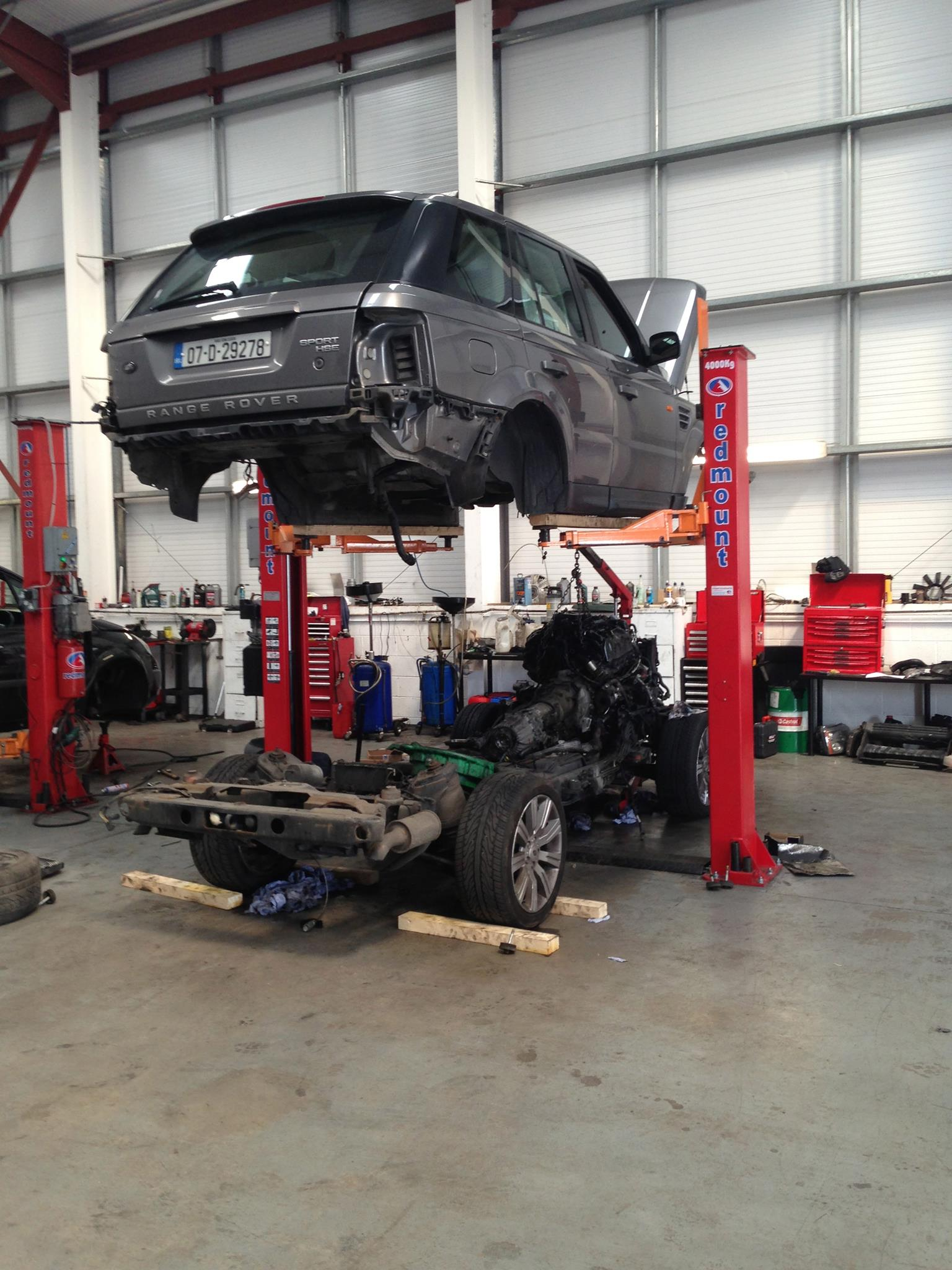 Trimtech Smart Repair Centre - Nevinstown East Maintenance