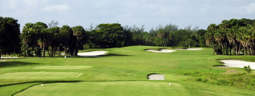 West Palm Beach Golf Course Individual