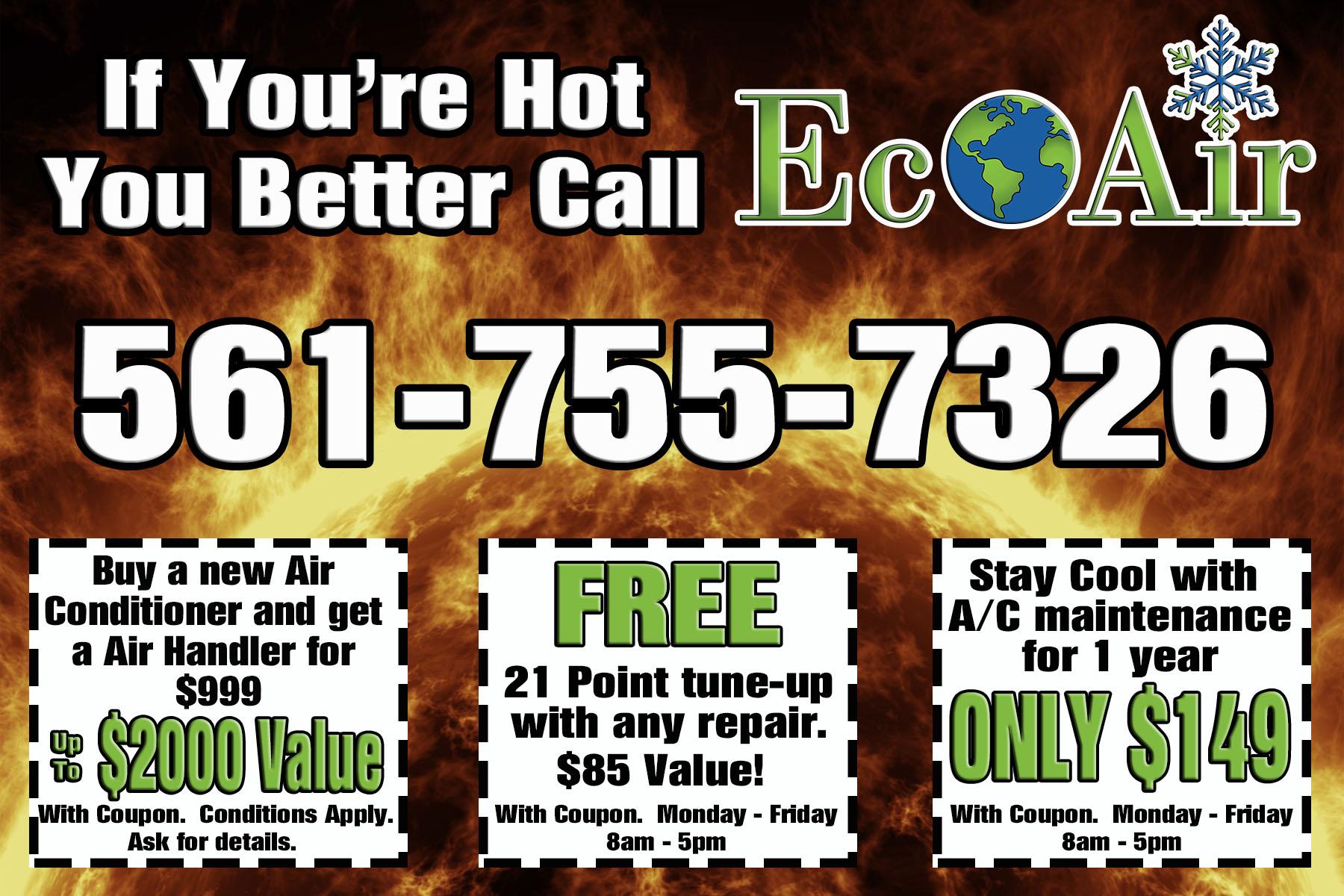 EcoAir - Lake Worth Professionals