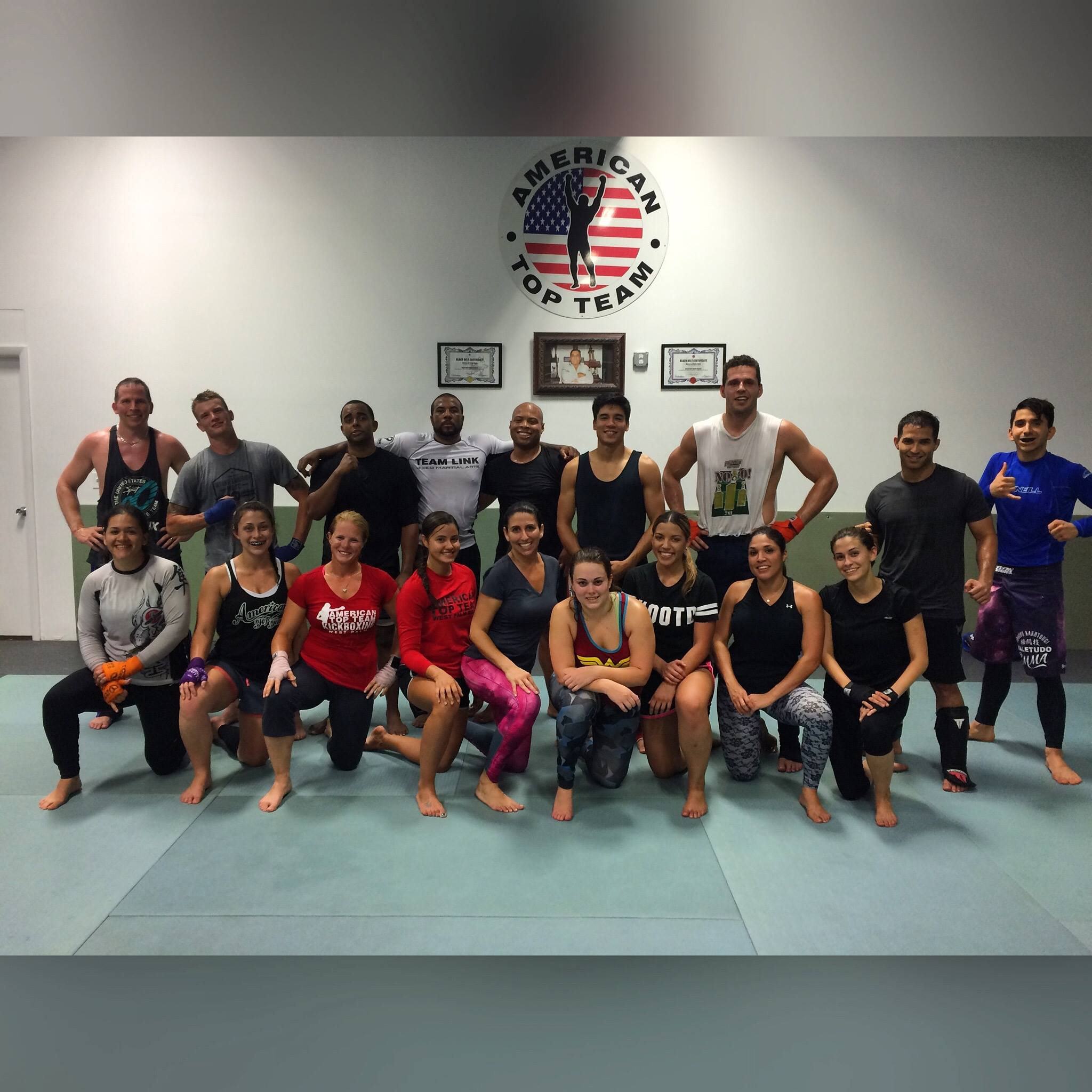 American Top Team  - WPB Positively