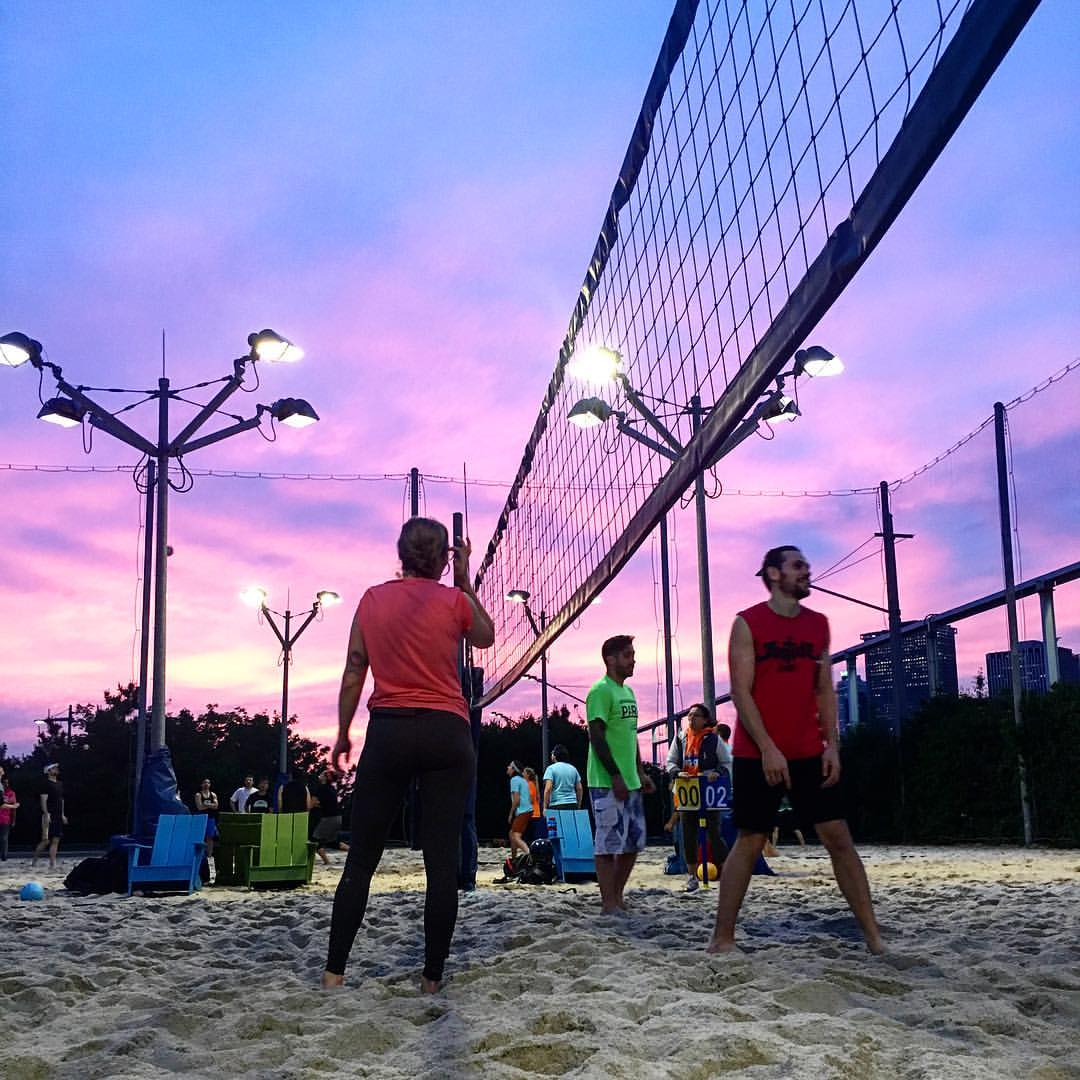 Big City Volleyball Positively