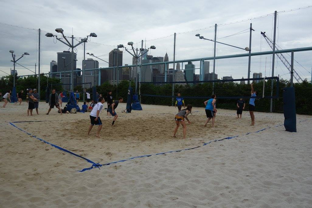 Big City Volleyball - Crown Heights Information