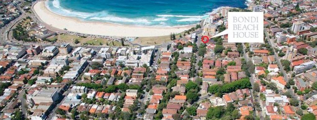 Bondi Beach House - Bondi Beach Webpagedepot