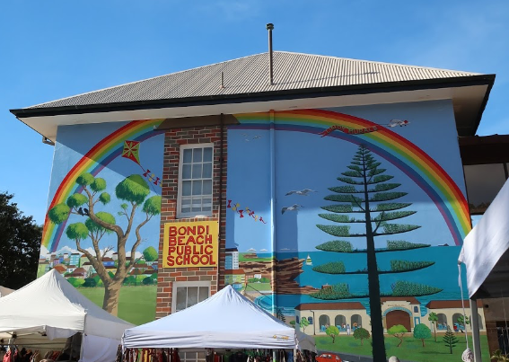 Bondi Beach Public School - Bondi Beach Information