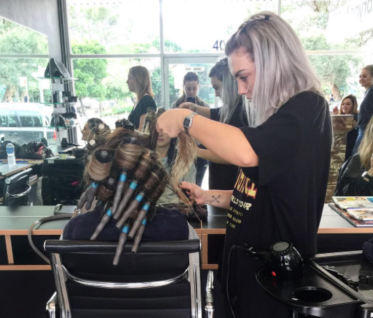 Bryoni's Hair - North Bondi Cleanliness
