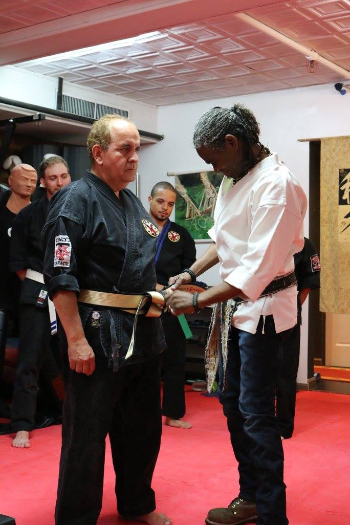 Chinese Hawaiian Kenpo Academy Positively