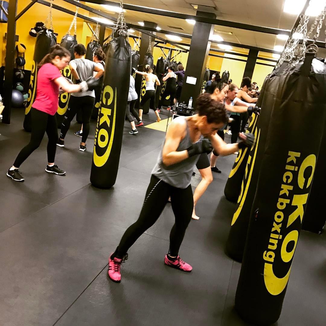 CKO Kickboxing Park Slope Positively