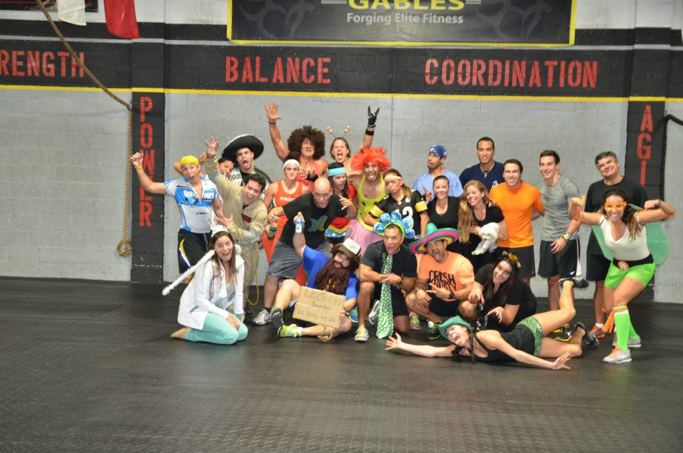 Crossfit Gables - Coral Gables Positively