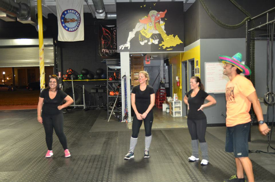 Crossfit Gables Information