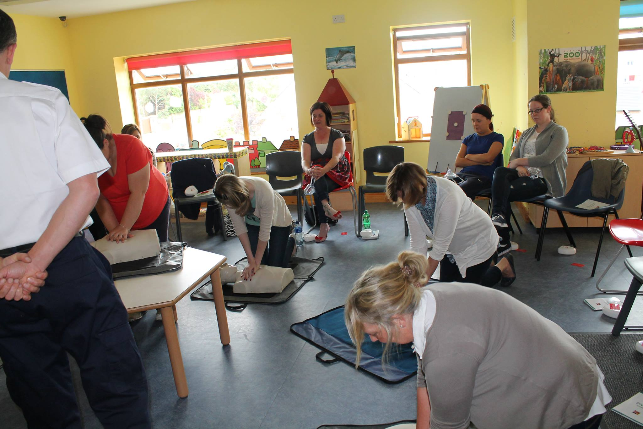 DX2 Training Solutions - Dublin Positively