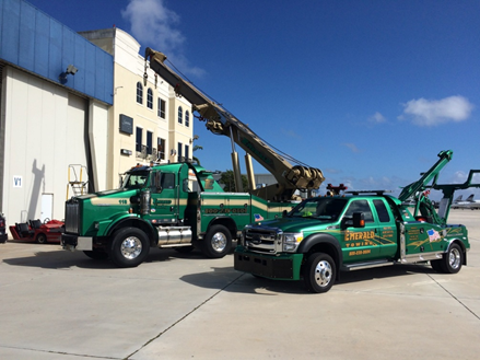 Emerald Towing - Pompano Beach Webpagedepot