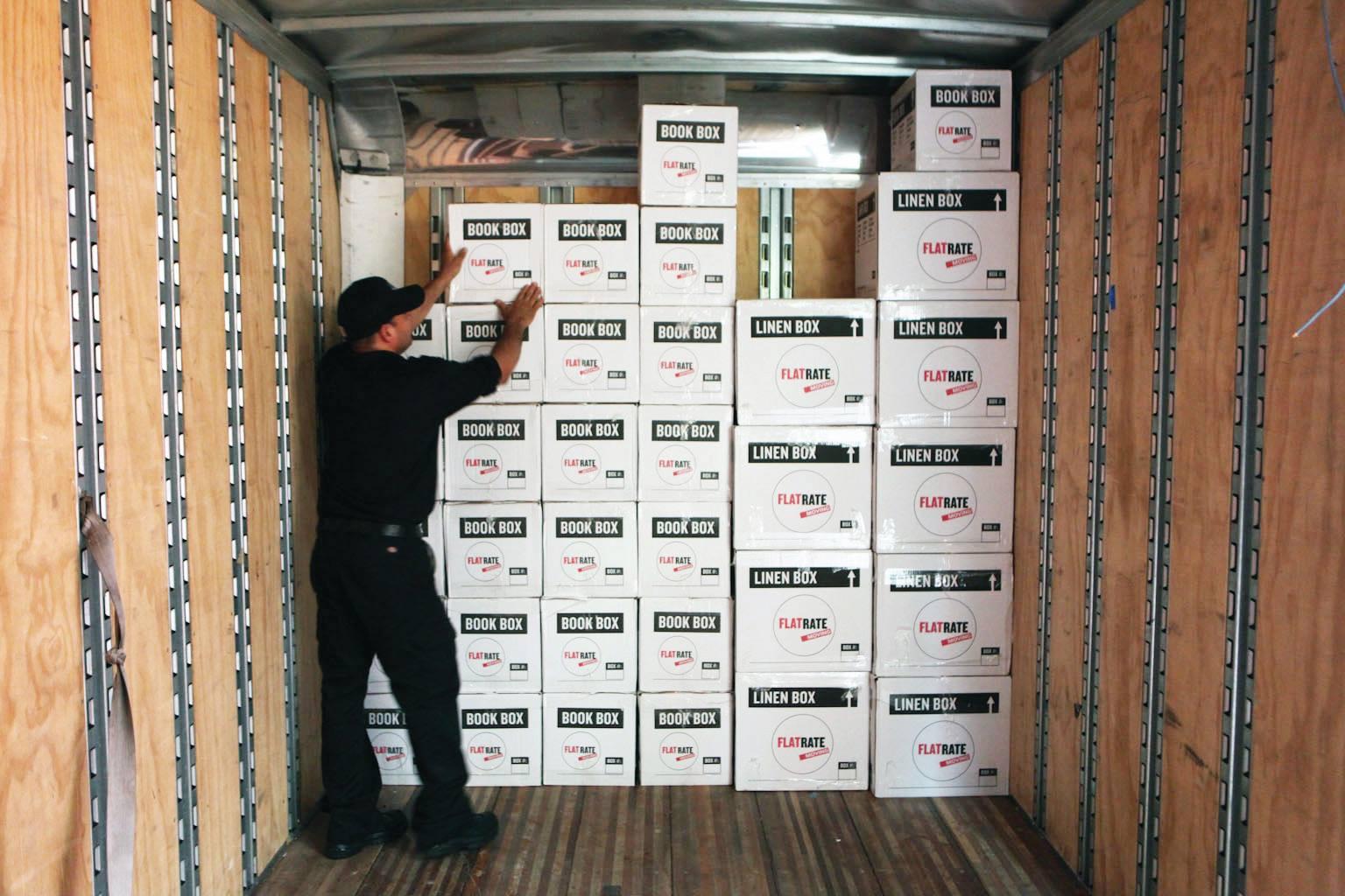 FlatRate Moving - Miami Installation