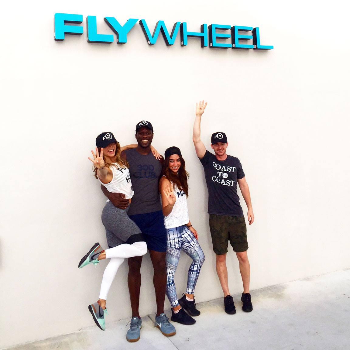 Flywheel Sports Positively