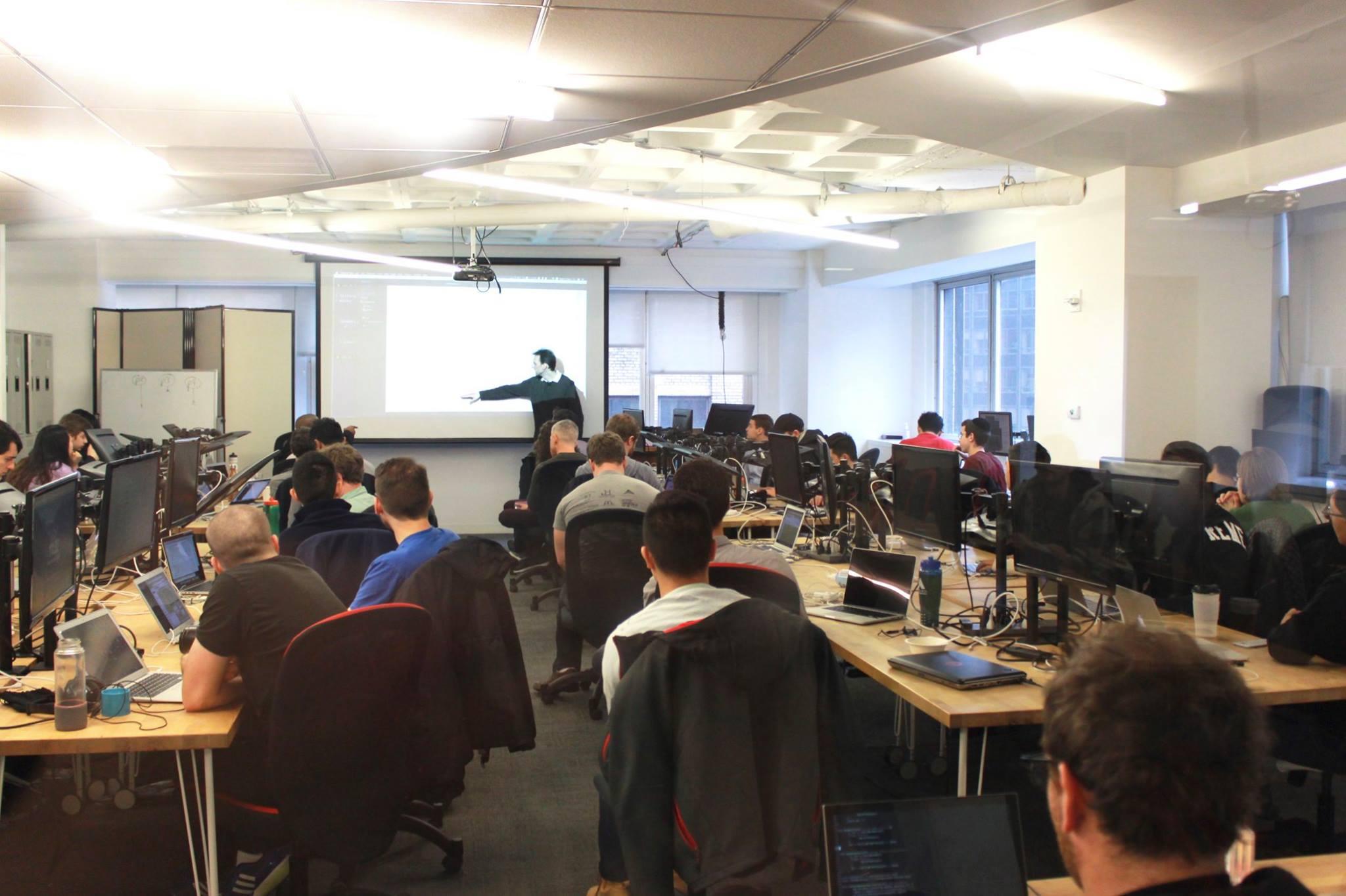 Fullstack Academy of Code - New York Webpagedepot