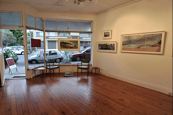 Gallery East - Clovelly Information
