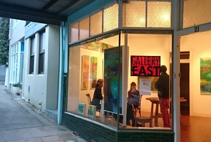 Gallery East - Clovelly Establishment