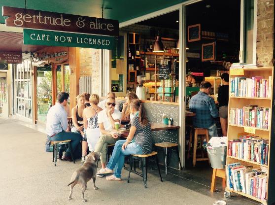 Gertrude & Alice Cafe Convenience